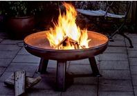 Feuerschalen Test